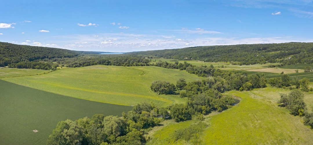 Great News! Finger Lakes Land Trust Helping to Preserve Owasco Flats!