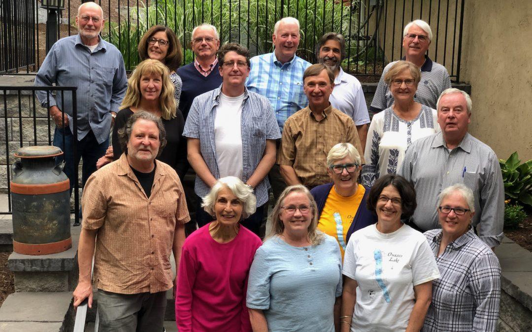 "Auburn Citizen Article: ""OWLA: New board looks to the future""; Ann Robson, President Elect OWLA"